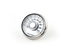 Buy Pressure Gauge 0-200 PSI 832505 at the best price of US$ 11.99 | BrocksPerformance.com