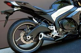 "Buy Alien Head Full System 14"" Muffler GSX-R1000 (09-16) 394850 at the best price of US$ 1229 | BrocksPerformance.com"