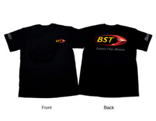 Buy Medium BST Logo Shirt Black 500882 at the best price of US$ 14.99 | BrocksPerformance.com