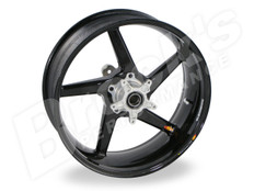BST Diamond TEK 17 x 6.0 Rear Wheel - Aprilia RSV4/APRC/RSV4RF/RSV4RR (09-20) and Tuono V4 1100 RR (15-19)