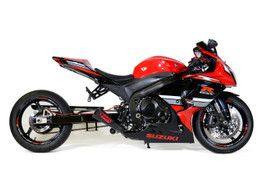 "Buy Alien Head Full System Black 14"" Muffler GSX-R1000 (09-16) 394837 at the best price of US$ 1579 