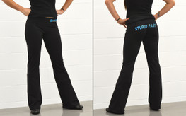 Buy Medium Brock's Yoga Sweatpants Black 500934 at the best price of US$ 19 | BrocksPerformance.com