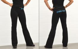 Buy Large Brock's Yoga Sweatpants Black SKU: 500947 at the price of US$  19 | BrocksPerformance.com