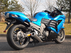 "Buy ShortMeg 2 Full System 14"" Muffler ZX-14R (12-20) 397164 at the best price of US$ 1239 