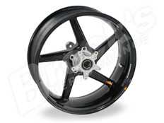 Buy BST Diamond TEK 17 x 5.5 Rear Wheel - Triumph 675/R and Street Triple (up to 2012) SKU: 165486 at the price of US$ 1999 | BrocksPerformance.com