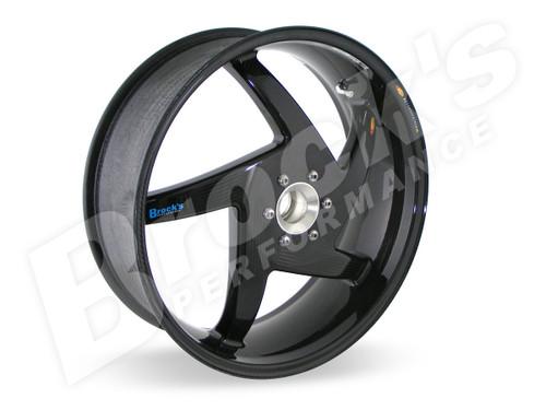 BST Diamond TEK 17 x 5.75 Rear Wheel - Triumph Speed Triple (06-10)
