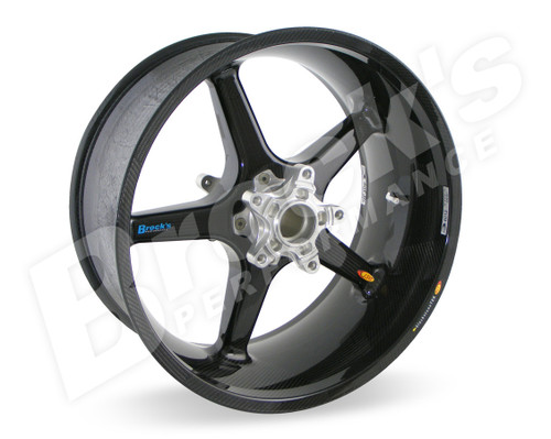 BST Rear Wheel 8.5 x 18 for Harley-Davidson V-Rod (08-17) and Night Rod (08-17) w/ABS