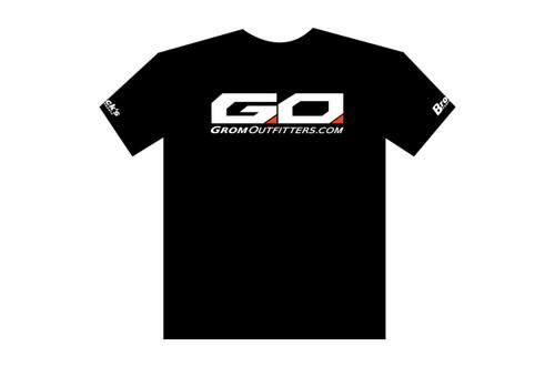 Medium Brock's Grom Shirt Black