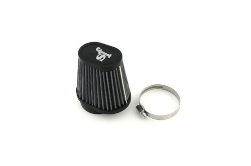 Conical Filter P037 Water-Resistant Off-Axis 50mm Right Flange Offset (100mm L) Fits Chimera Intake