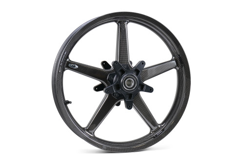BST Twin TEK 19 x 3.0 Front Wheel for Spoke Mounted Rotor - Harley-Davidson Touring Models (14-20)