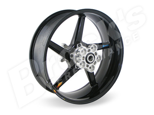 BST R+ Series Rear Wheel 6.625 x 17 for BMW S1000RR/R (10-18) / HP4