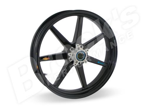 BST 7 TEK 17 x 3.5 Front Wheel - Triumph Speed Triple (06-07) 7 Spoke