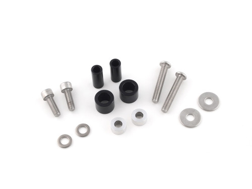 Spacer Kit with Hardware For Use with AH2/SM2 on (99-07) Hayabusa