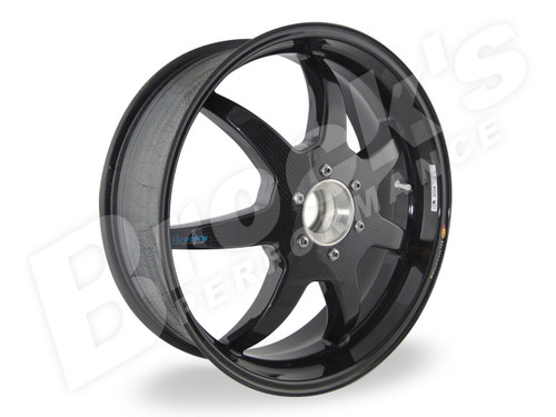 BST Rear Wheel 6.0 x 17 for Triumph Speed Triple (06-10)