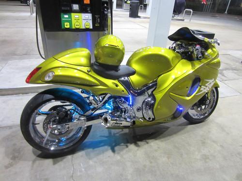 "Buy ShortMeg 2 Full System 14"" Muffler Suzuki Hayabusa (99-20) SKU: 397918 at the price of US$ 1349 | BrocksPerformance.com"