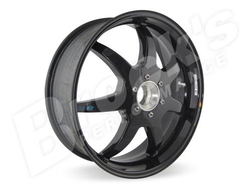 BST 7 TEK 17 x 6.0 Rear Wheel - Ducati 748 / 916 / 996 / 998 (94-02) / S2R803-1000 (05-08) / S4R (03-06) / 848 (08-13)
