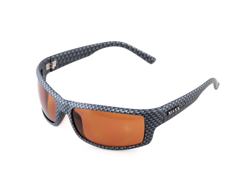 Sunglasses w/ Carbon Fiber Look