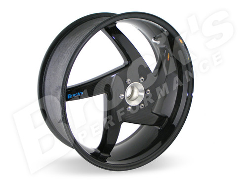 BST Rear Wheel 6.0 x 17 for Ducati 748 / 916 / 996 / 998 (94-02) / S2R 803cc (05-07) / S2R1000cc (06-08) / S4R (03-06)/ MH900e
