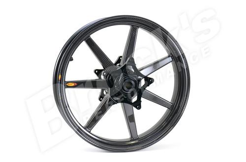 BST 7 TEK 17 x 3.5 Front Wheel - Kawasaki Ninja H2 / H2R (15-20) and Ninja H2 SX / SE / SE+ (18-20)