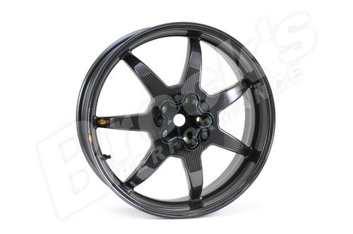 BST 7 TEK 17 x 6.0 Rear Wheel - Kawasaki Ninja H2 / H2R (15-20) and Ninja H2 SX / SE / SE+ (18-20)