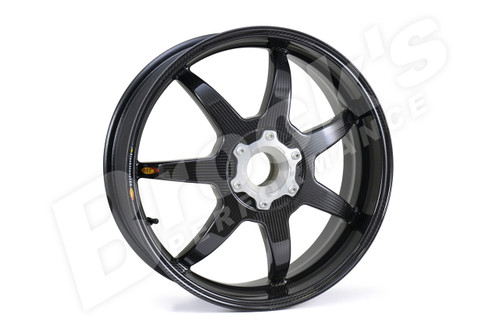 BST Rear Wheel 6.0 x 17 for Ducati 1098/1098R/S/1199/1299 /1299Rfe/ V4/ S-Fighter / 1198 (2007-12)/SuperSport 939