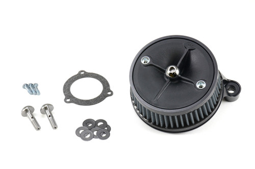 S&S Sprint P16 HiFlo Stealth Air Cleaner Kit Stock EFI Touring (14-16)