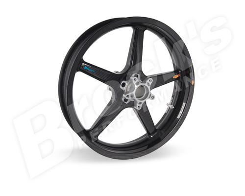 BST Front Wheel 3.5 x 18 for Triumph Rocket III (14-15) w/ ABS