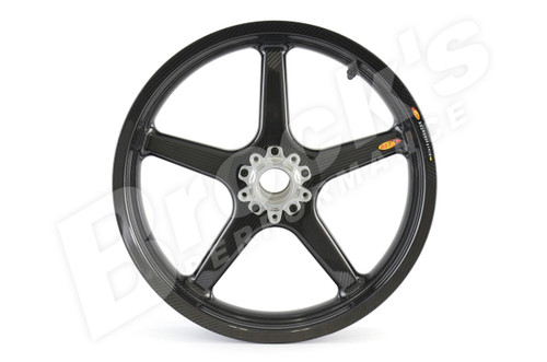 Buy BST Twin TEK 21 x 3.5 Front Wheel - Suzuki Hayabusa Hub (08-12) - Custom 167657 at the best price of US$ 1945 | BrocksPerformance.com