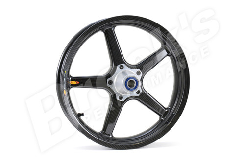 BST Front Wheel 3.5 x 17 for Harley-Davidson Fat Boy (07-17), Deluxe, Slim, and Heritage Classic (07-19)