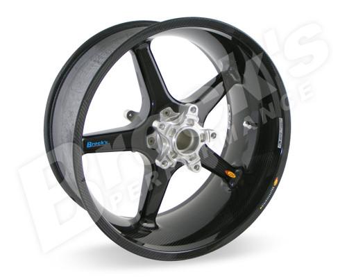 Buy BST Twin TEK 18 x 8.5 R+ Series Rear Wheel - Hayabusa (99-07) - Custom 161456 at the best price of US$ 2849 | BrocksPerformance.com