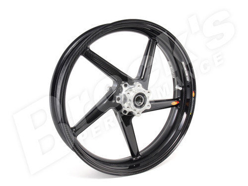 BST Front Wheel 3.5 x 17 for BMW HP4 (13-14) / Premium Package (15-16)