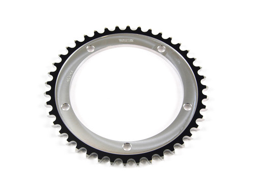 Vortex Rear Sprocket 42 Tooth Black & Silver 525 Chain Ninja H2 (15-19) Ninja H2 SX / SE / SE+ (18-19)
