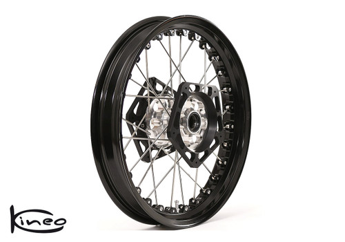 Front Kineo Wire Spoked Wheel - BMW S1000RR/R (2010-18) - 3.50 x 17""