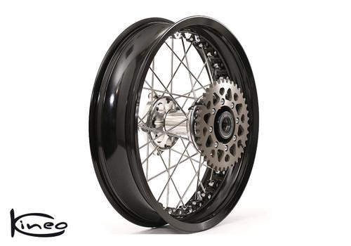 Build Rear Kineo Wire Spoked Wheel - XR1200X (2008-12)