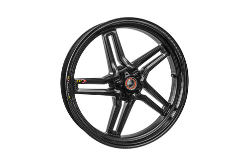 BST Rapid TEK Front Wheel 5 Split Spoke 3.5 x 17 for BMW S1000RR/R (10-18)