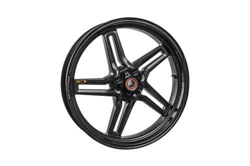 BST Rapid TEK Front Wheel 5 Split Spoke 3.5 x 17 for Honda CBR1000RR (17-19) and SP (17-19)