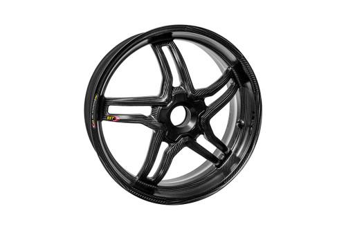 BST Rapid TEK Rear Wheel 5 Split Spoke 6.0 x 17 for KTM 1290 Superduke (14-19) / GT/R (2016)