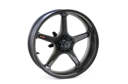 BST Front Wheel 5.5 x 18 for Harley-Davidson Touring Models (14-19) Single Rotor Left Side