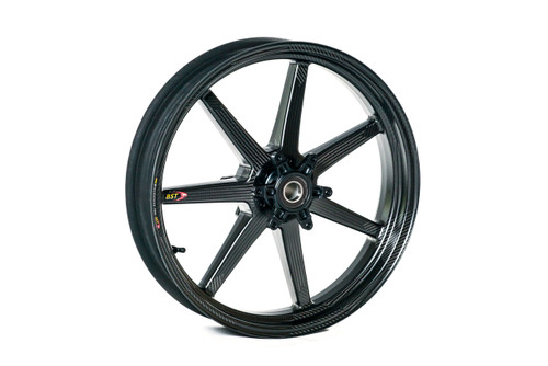 BST Black Mamba i-Series Front Wheel 7 Spoke 3.5 x 17 for BMW S1000RR/R (10-18)