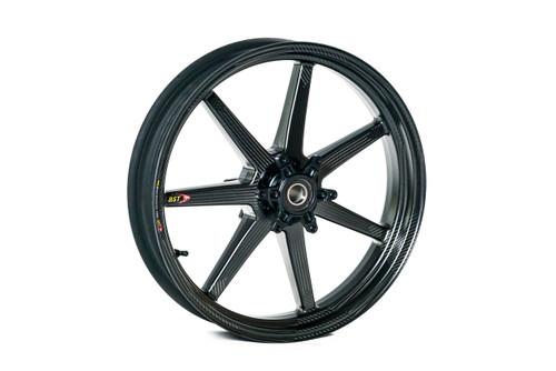 BST Black Mamba i-Series Front Wheel 7 Spoke 3.5 x 17 for Kawasaki ZX-14R (06-19) ZX-10R (11-15)