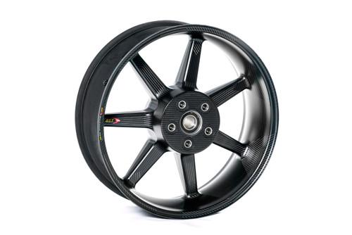 BST Black Mamba i-Series Rear Wheel 7 Spoke 6.0 x 17 for Suzuki Hayabusa (13-19) ABS