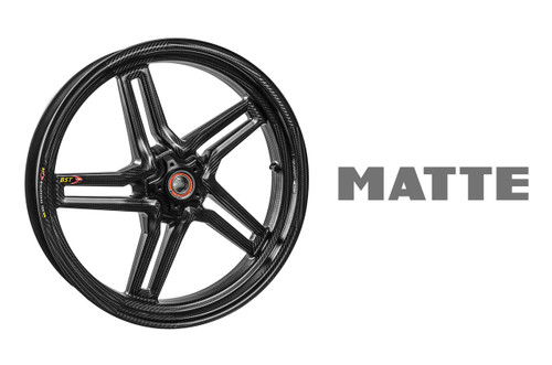 BST Rapid TEK 17 x 3.5 Front Wheel - MATTE - Ducati 1098 / 1198 / 848 / S-Fighter/SuperSport 939