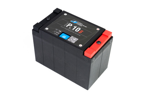 Pulse IPT Battery Max Power P.10S (WxDxH) 5.9 x 3.4 x 4.2 (720 CA)