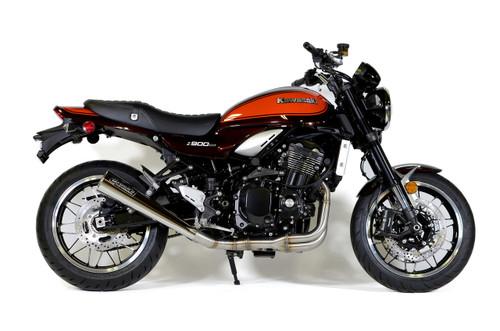 "Buy StreetMeg Full System 20"" Muffler Kawasaki Z900RS / Cafe (18-21) SKU: 398724 at the price of US$ 1249   BrocksPerformance.com"