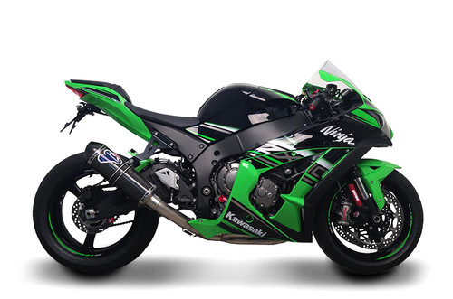 Termignoni Relevance Stainless/Carbon 4-2-1 Full System ZX-10R (10-19)