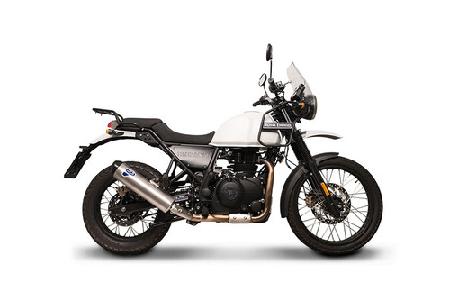 Termignoni Conical Stainless Racing Slip-On Himalayan (2018)