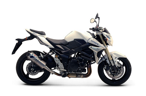 Buy Termignoni Relevance Stainless/Carbon Look Slip-On GSR750 (11-18) 756217 at the best price of US$ 629 | BrocksPerformance.com