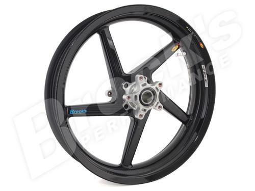 BST R+ Series Front Wheel 3.5 x 17 for Suzuki GSX-R1000 (09-18) / GSX-R750/600 (08-10)