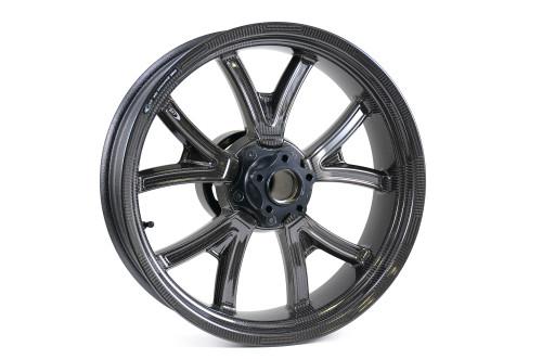 BST Torque TEK Rear Wheel 5.5 x 18 for Harley-Davidson Touring Models (09-20)