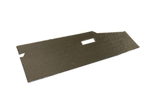 Saddle Bag Heat Shield Kit Ninja H2 SX / SE / SE+ (18-19)